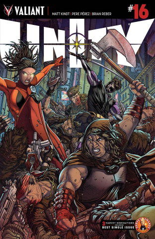 Unity #16 (Ryp Cover)