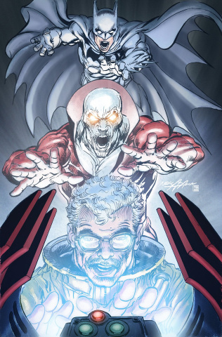 Deadman #1 (Glow in the Dark Cover)