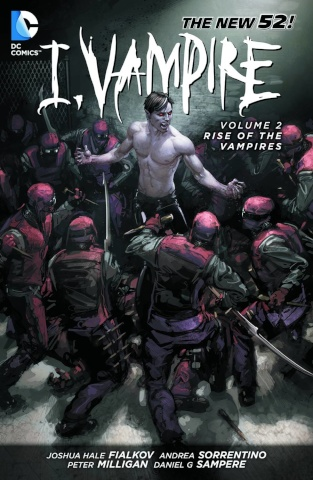 I, Vampire Vol. 2: Rise of the Vampires