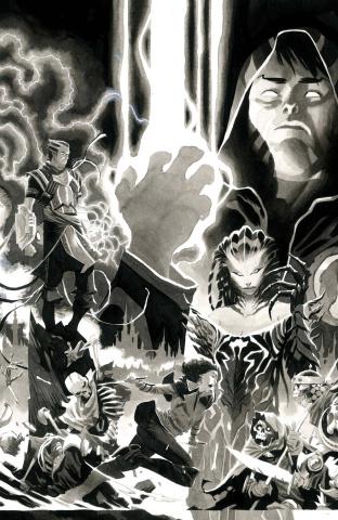 Magic: The Gathering #1 (Unlockable Scalera Cover)