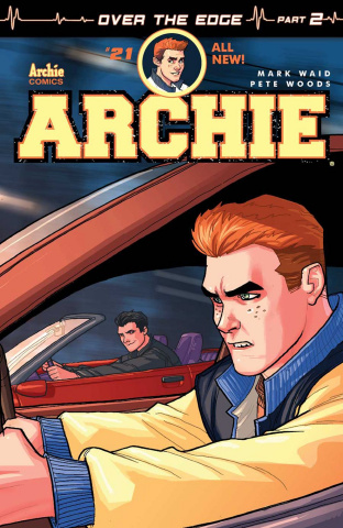 Archie #21 (Pete Woods Cover)