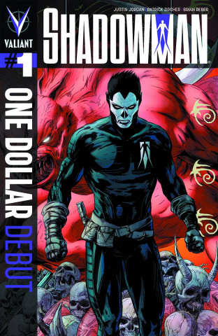 Shadowman #1 (One Dollar Debut)