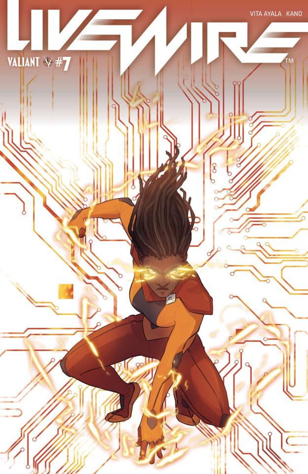 Livewire #7 (Farrow Cover)