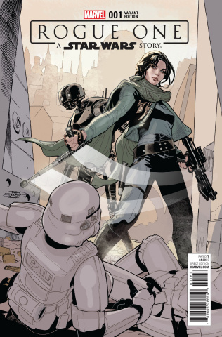 Star Wars: Rogue One #1 (Dodson Cover)