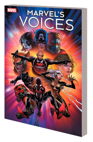 Marvel Voices: Legacy