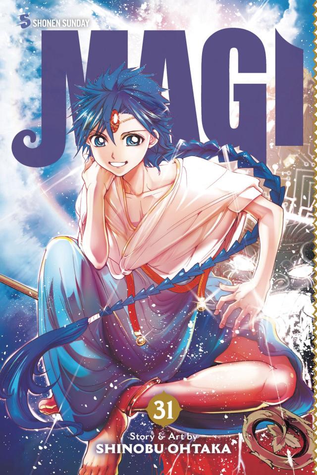 Magi Vol. 31