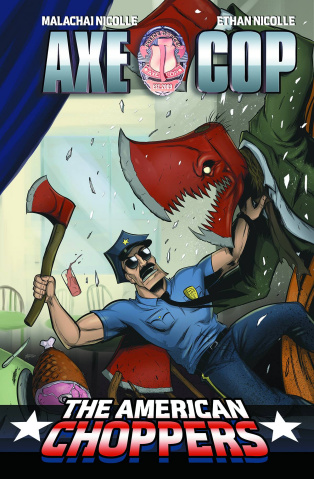 Axe Cop: American Choppers #2