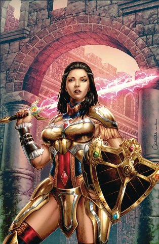 Grimm Fairy Tales #37 (Vigonte Cover)
