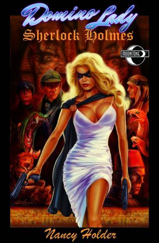 Domino Lady / Sherlock Holmes #1