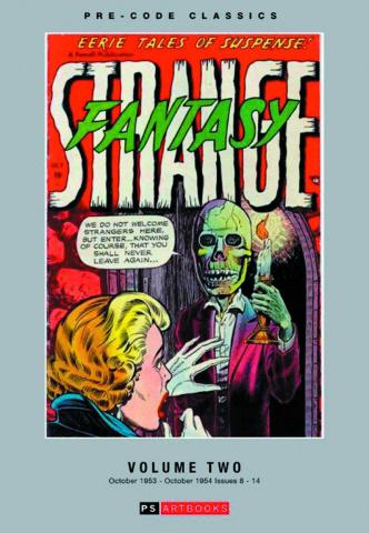 Pre-Code Classics: Strange Fantasy Vol. 2