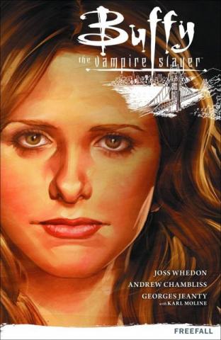 Buffy the Vampire Slayer, Season 9 Vol. 1: Freefall