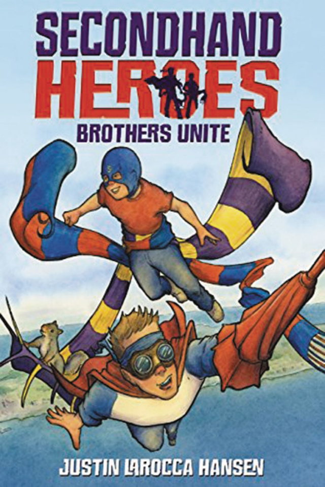 Secondhand Heroes Vol. 1: Brothers Unite