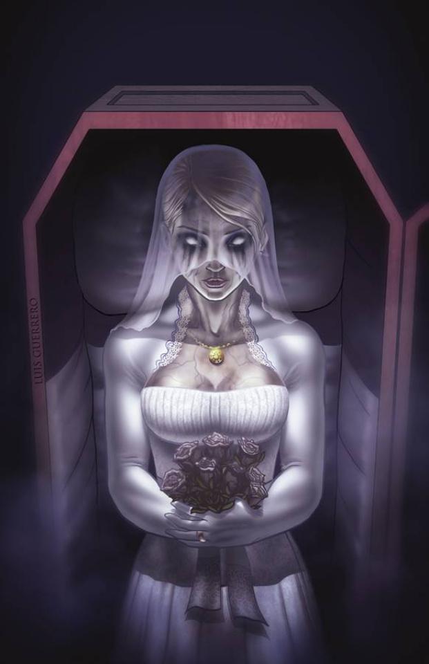 Grimm Fairy Tales: Grimm Tales of Terror #10 (Guerrero Cover)