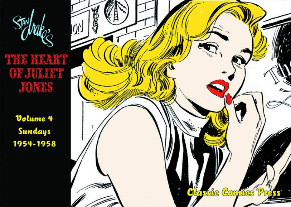 The Heart of Juliet Jones Vol. 4: Sundays - 1954-1958