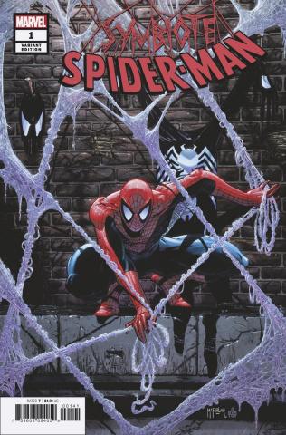 Symbiote Spider-Man #1 (McFarlane Hidden Gem Cover)
