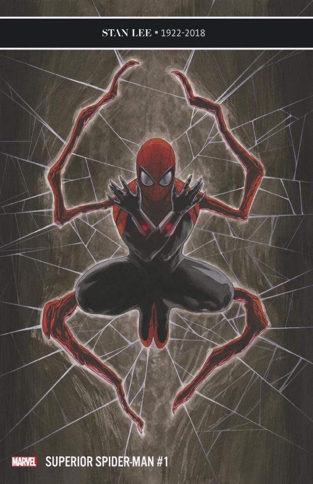 The Superior Spider-Man #1