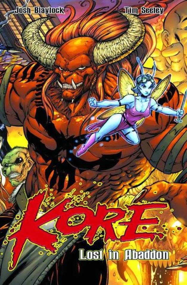 Kore Vol. 1: Lost in Abaddon