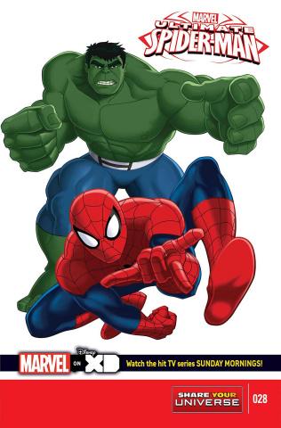 Marvel Universe: Ultimate Spider-Man #28