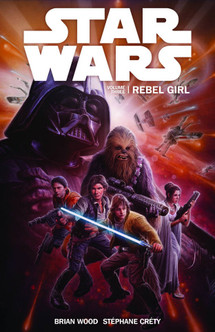 Star Wars Vol. 3: Rebel Girl
