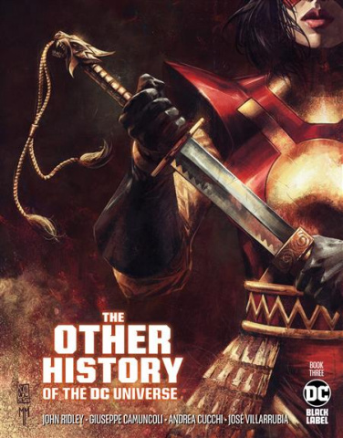 The Other History of the DC Universe #3 (Giuseppe Camuncoli & Marco Mastrazzo Cover)
