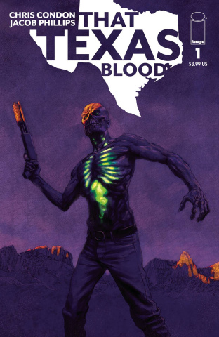 That Texas Blood #1 (Sean Phillips Cover)