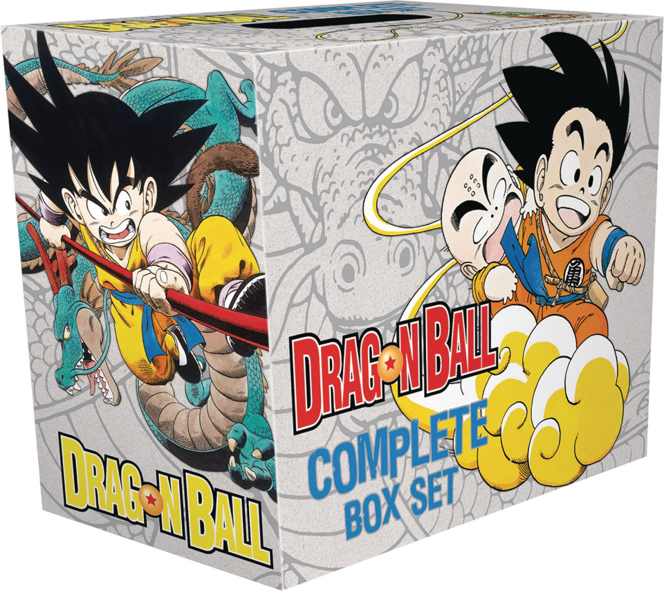 Dragon Ball (Complete Box Set)