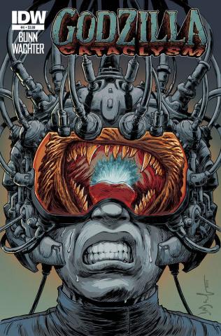 Godzilla: Cataclysm #4