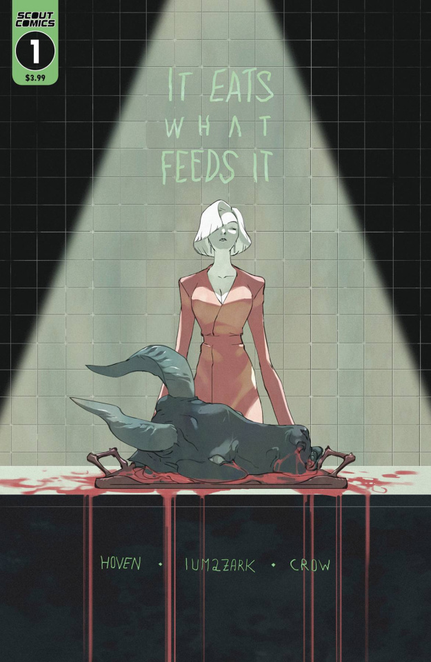 It Eats What Feeds It #1 (3rd Printing)