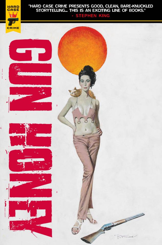 Gun Honey #2 (McGinnis Cover)