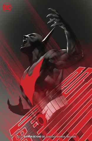 Batman Beyond #30 (Variant Cover)