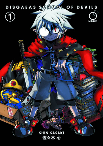 Disgaea3 School of Devils Vol. 1