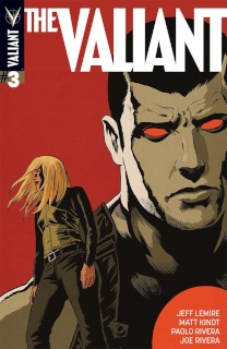 The Valiant #3 (50 Copy Francavilla Cover)