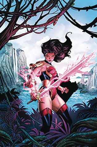 Grimm Fairy Tales #32 (Coccolo Cover)