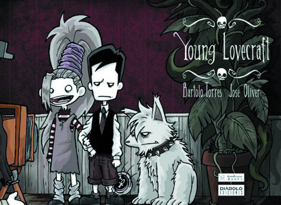 Young Lovecraft Vol. 3