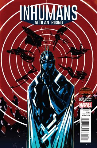 Inhumans: Attilan Rising #4 (Koyama Manga Cover)