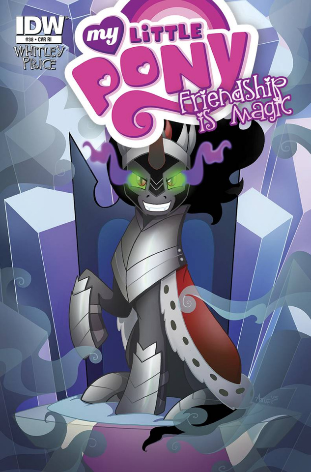 My Little Pony: Friendship Is Magic #37 (10 Copy Cover)