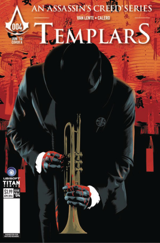 Assassin's Creed: Templars #4 (Taylor Cover)