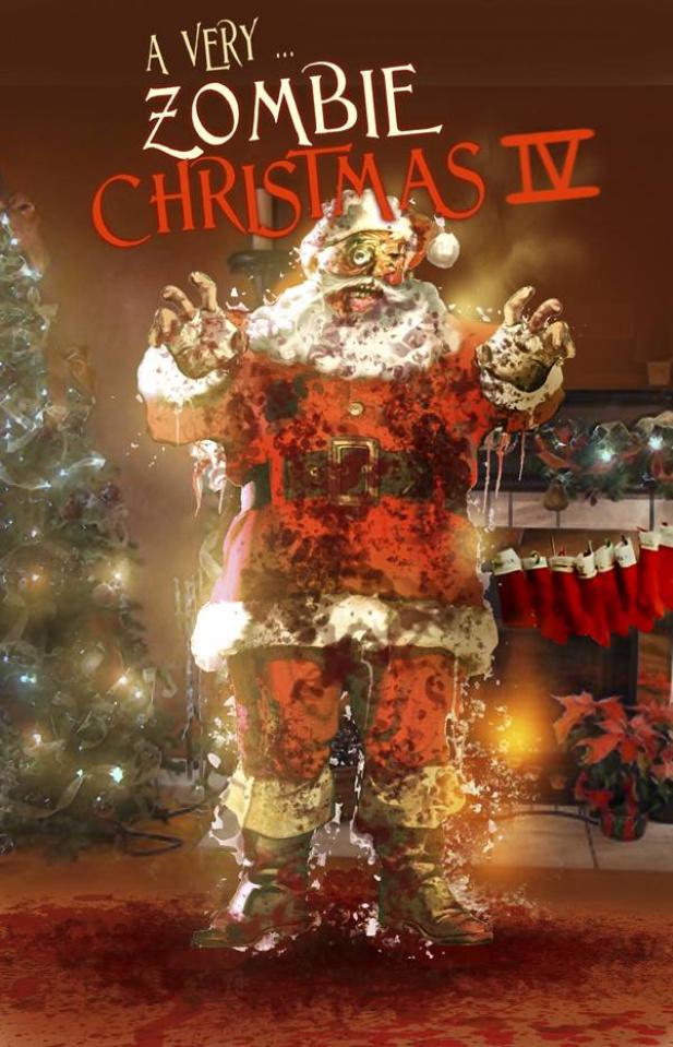 A Very Zombie Christmas #4