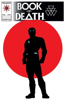 Book of Death #1 (20 Copy Icons Perez Cover)