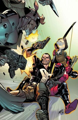 Deadpool: Too Soon? #4
