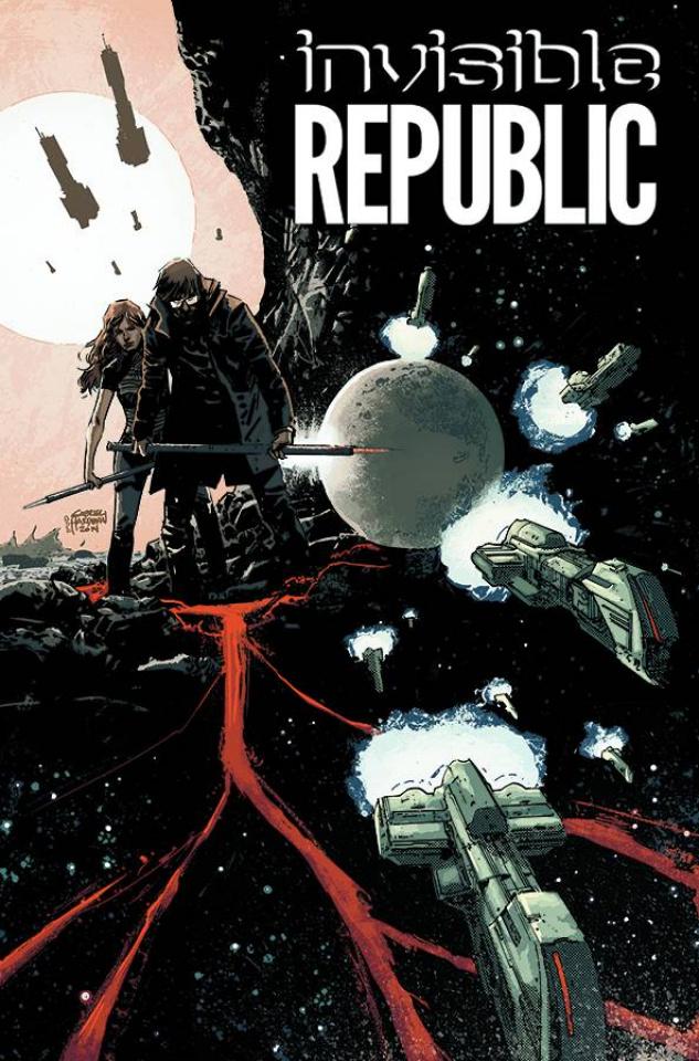 Invisible Republic Vol. 1