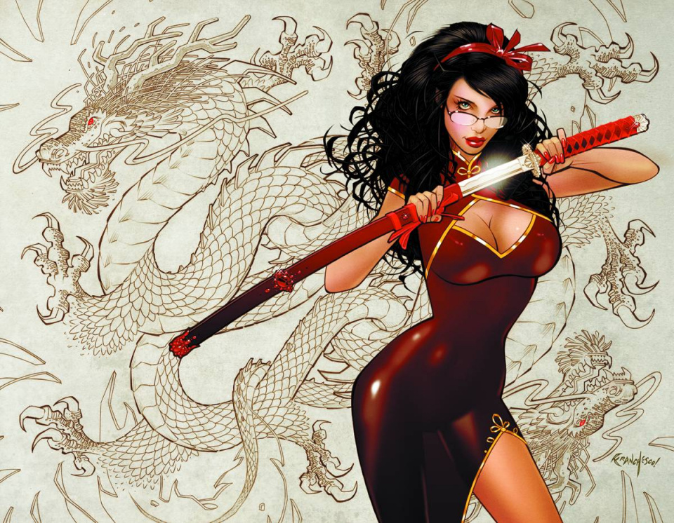 Grimm Fairy Tales #93 (Franchesco Cover)