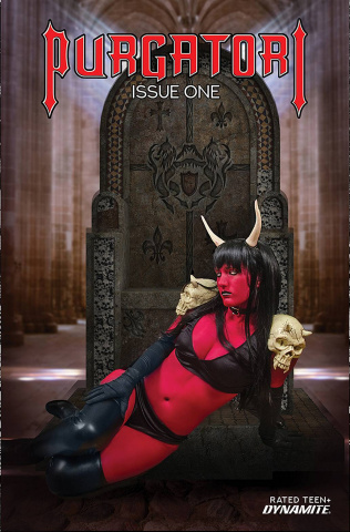 Purgatori #1 (Cosplay Cover)