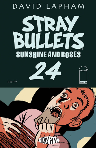 Stray Bullets: Sunshine and Roses #24