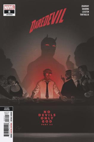 Daredevil #8 (Zdarsky 2nd Printing)