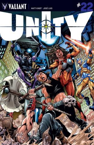 Unity #22 (Jose Luis Cover)