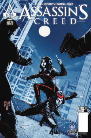 Assassin's Creed #11 (Shedd Cover)