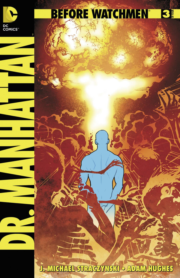 Before Watchmen: Dr. Manhattan #3