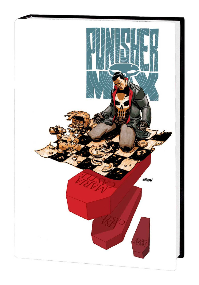 Punisher Max By Aaron Omnibus