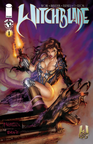 Witchblade #1 (25th Anniversary Edition)